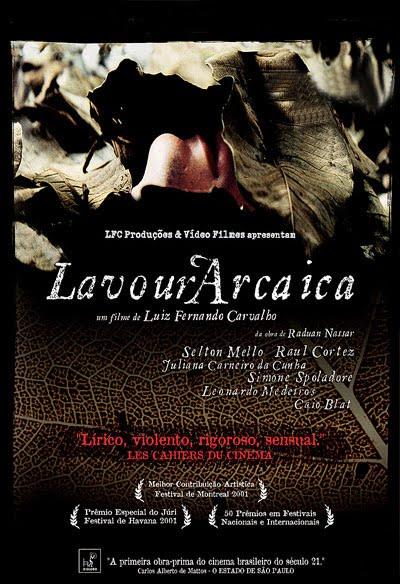 Lavoura Arcaica 20 anos - Em 35mm