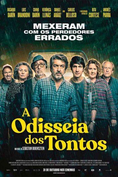 A ODISSEIA DOS TONTOS